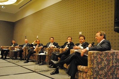 Ron Holmes leads panel of industrial real estate experts