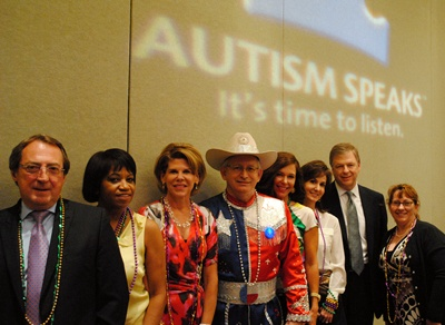 Autism Speaks corporate leadership luncheon