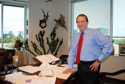 The office of Ron Holmes, Real Estate Attorney