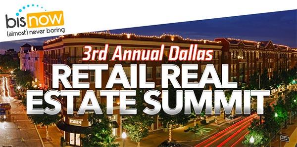 2012 Dallas Retail Real Estate Summit - Ron Holmes, Moderator