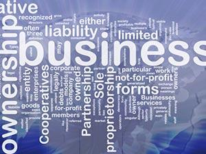 business-word-jumble