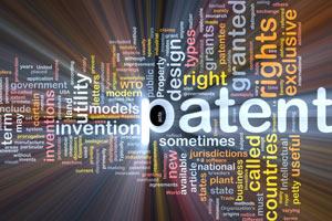 patent-collage