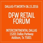 DFW Retail Forum is almost sold out