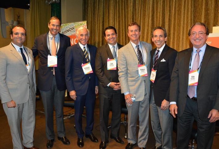 DFW Retail Real Estate forum panel experts