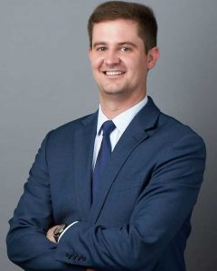 Dallas attorney Trent Appleby