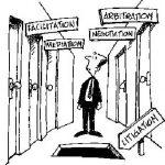 Arbitration versus Court