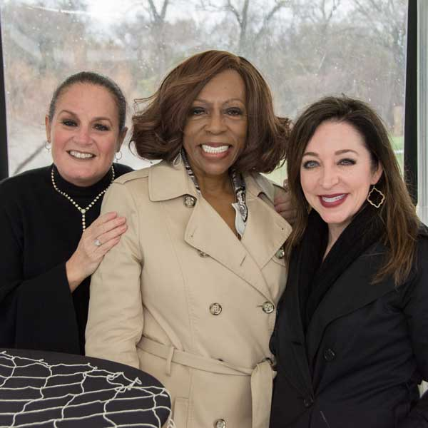 Donna Yarborough at Barrister's Barge at the North Texas Probate Bench Bar, sponsored by the Holmes Firm