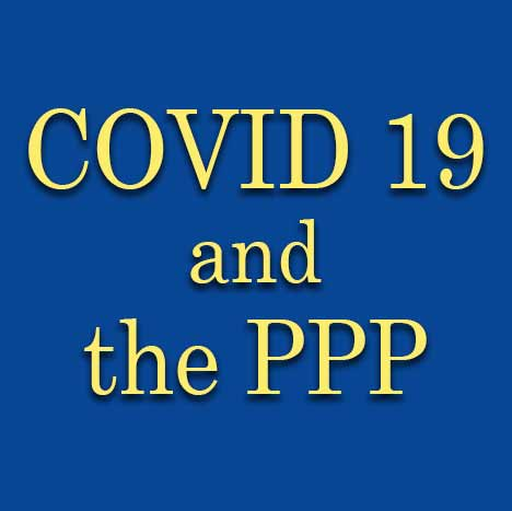 Covid-19 and the PPP