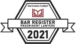 2021 Award badge
