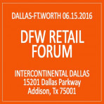 DFW Retail Forum at the Intercontinental Hotel in Addison 6-15-16
