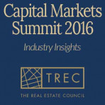 TREC hosted the Capital Markets Summit of 2016